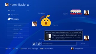 PS4 5.00 - URL Preview | by PlayStation.Blog