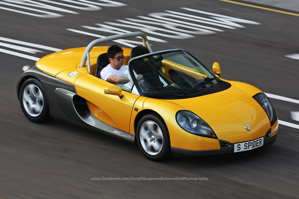 renault sport spider admiralty hong kong another new one flickr. Black Bedroom Furniture Sets. Home Design Ideas