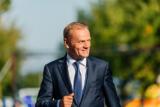 Donald Tusk | by EU2017EE