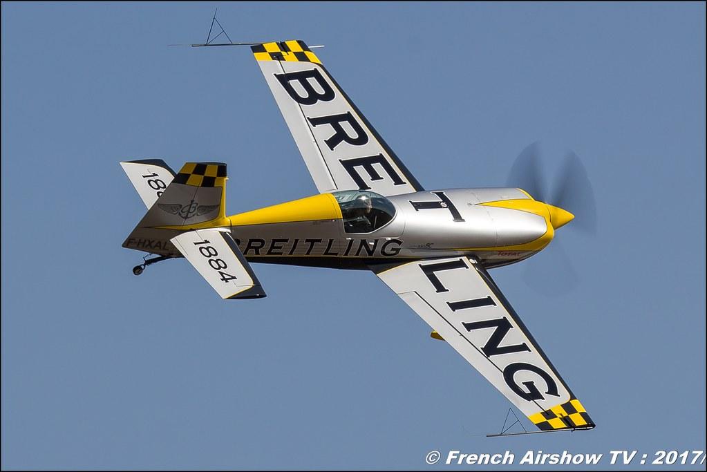Extra 330SC - F-HXAL , Aude LEMORDANT , Avignon Air Show 2017 , Aéroclub Vauclusien , avignonairshow2017 , Meeting Aerien 2017