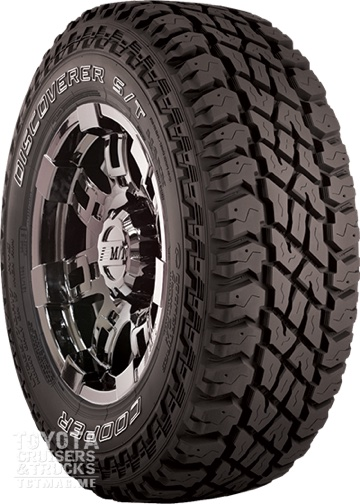 Cooper Tires Review >> Cooper St Maxx Long Term Review Toyota Cruisers Trucks Magazine