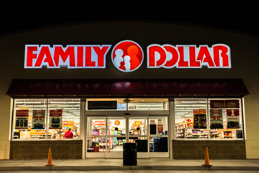 Family Dollar Beatty Nevada St James Gate Flickr