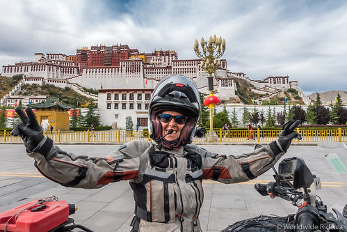 Lhasa | by Worldwide Ride.ca