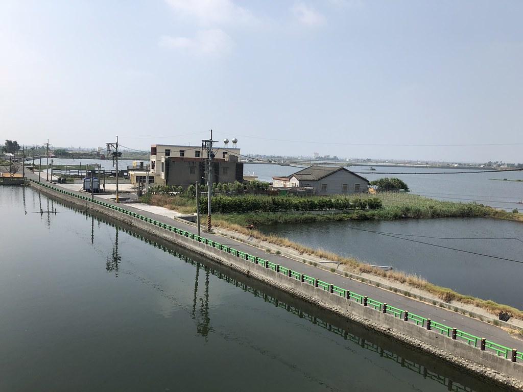 雲林口湖成龍村,長年飽受淹水之苦,如何發展產業、安身立命,是重要功課。攝影:廖靜蕙