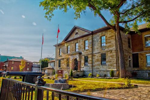 Cornwall Ontario Canada Jail House Stormont Dundas G