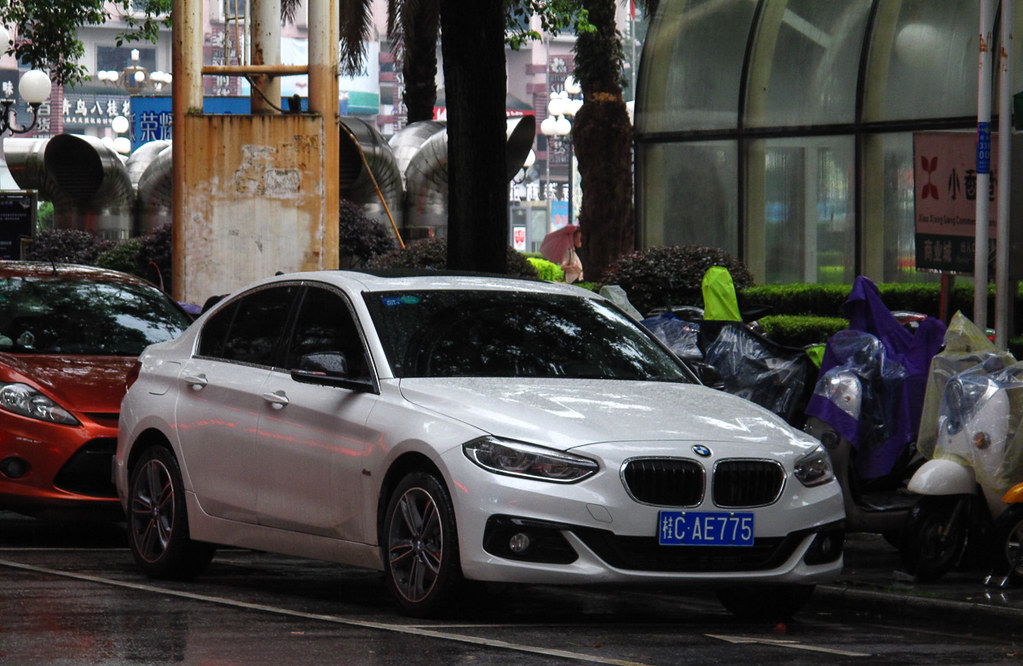 Bmw 1 Series Sedan F52 Place Guilin Guangxi Zhuang Aut Flickr