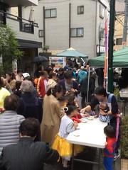 恵比寿新橋ハロウィンまつり 2017.10