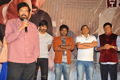 RajaTheGreat Movie Trailer Launch Stills