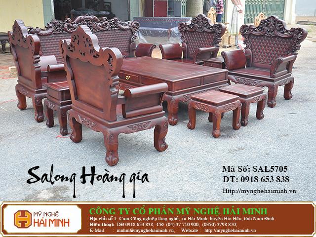 SAL5705b Salong Hoang gia  do go mynghehaiminh