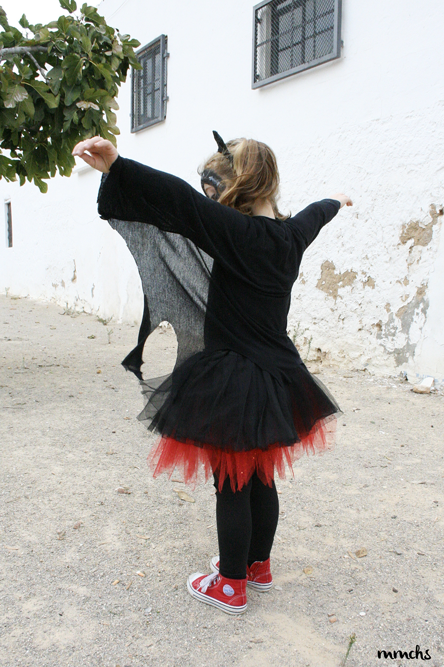 disfraz Catwoman para niña Halloween