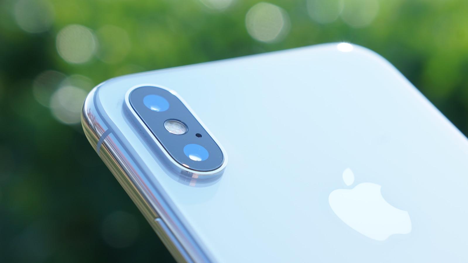 iPhone 9/iPhone Xs/iPhone Xs Maxのカメラ