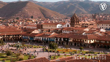 Plaza principal - Cusco