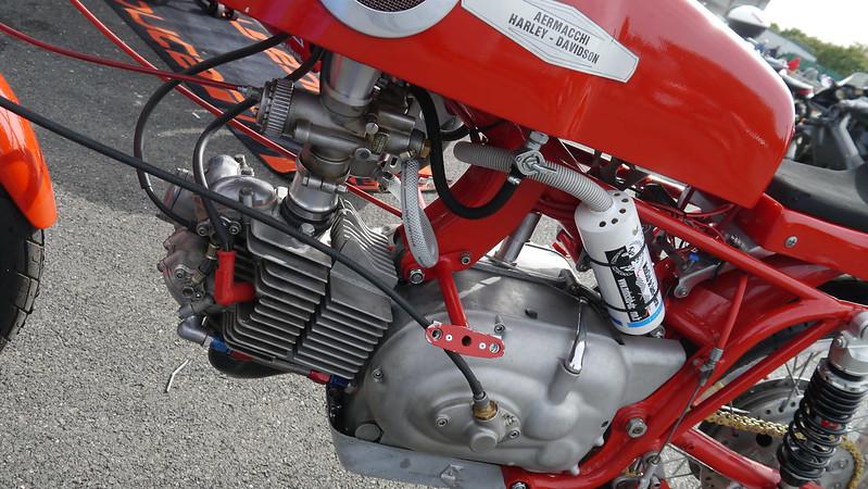 Aermacchi Racer 1972 - Linas Montlhéry Octobre 2017 37565610521_b88867c6d8_c