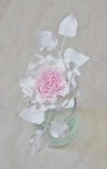 Kundenwunsch Zuckerblumen Hochzeitstorte Caketopper Flickr