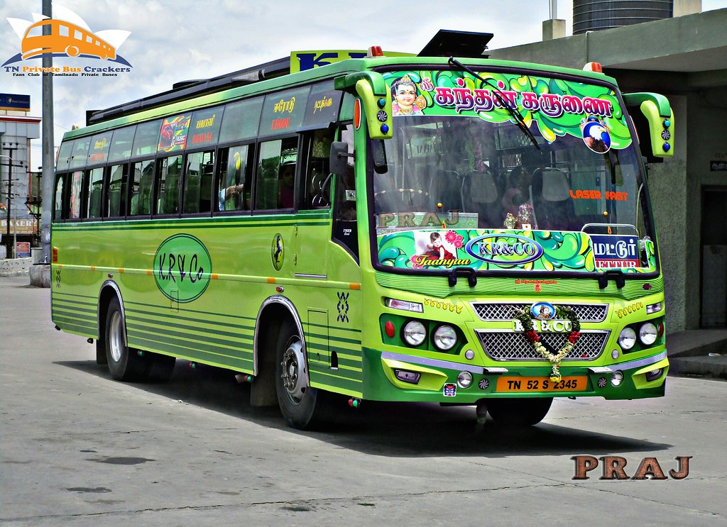 Tamil Nadu Buses - Photos & Discussion - Page 2567