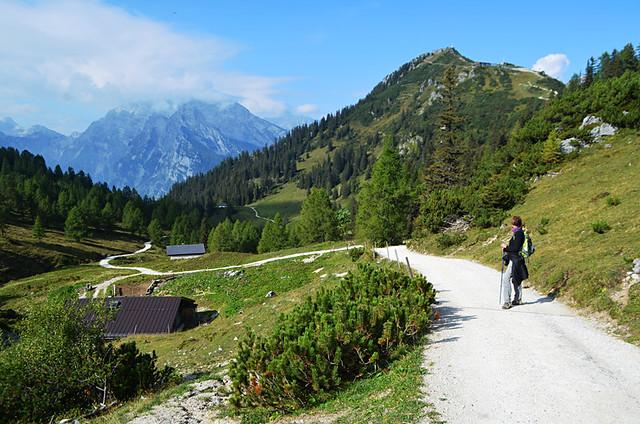Walking in Berchtesgaden