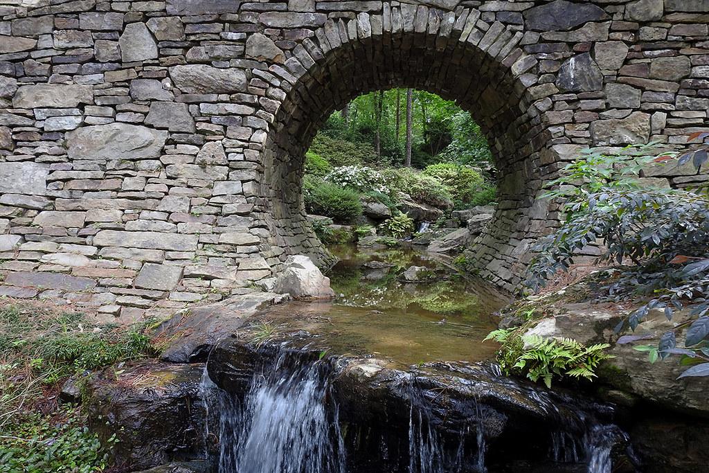 Hot Springs Natural Flow Peaceful Sound Garvan Woodland Flickr