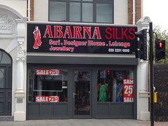 Picture of Abarna Silks, 268 London Road