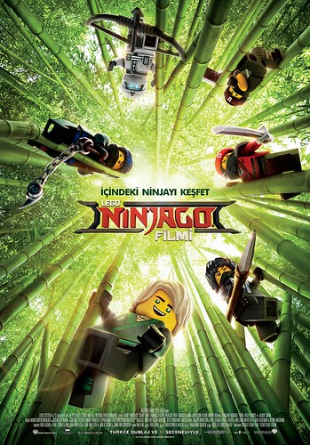 Lego Ninjago Filmi - The Lego Ninjago Movie (2017)