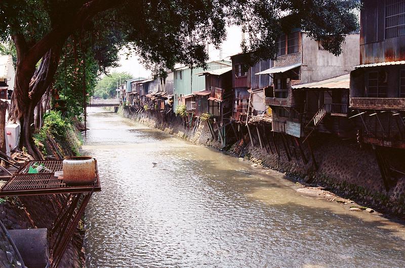 台中市綠川河畔,圖片來源:YELLOW Mao. 黃毛, Photographer(CC BY-NC-ND 2.0)