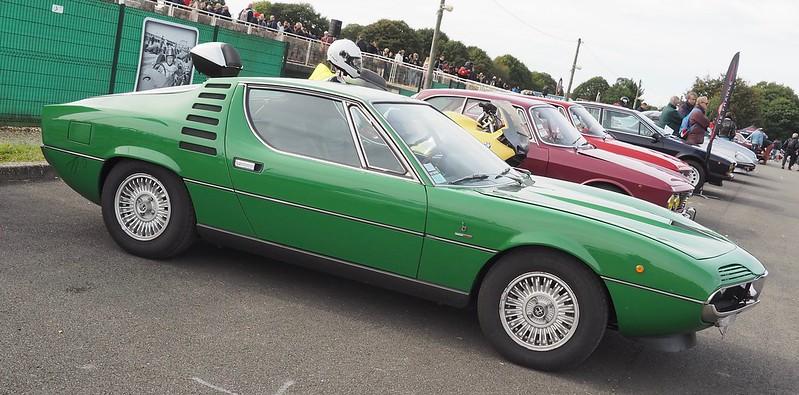 Alfa Romeo Bertone Montreal 1971  37554387601_06029dbc77_c