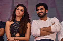 Mahanubhavudu Movie Successmeet Stills