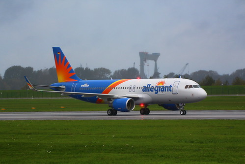 A320 Allegiant Air N253NV | by XFW-Spotter