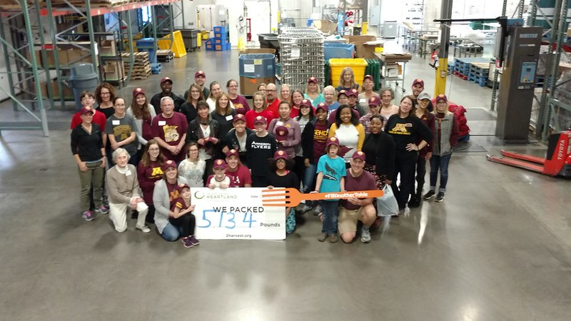 U of M Day of Service 10.14.2017