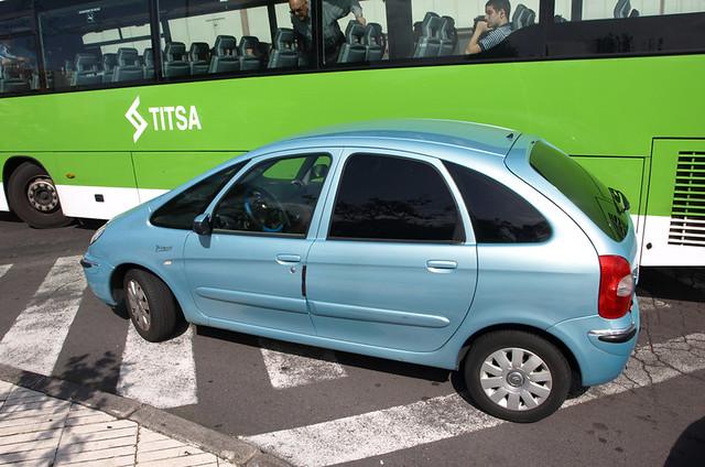 Parking Tenerife