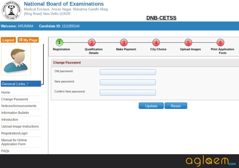 DNB CET SS 2018 Application Form   Registration, Login
