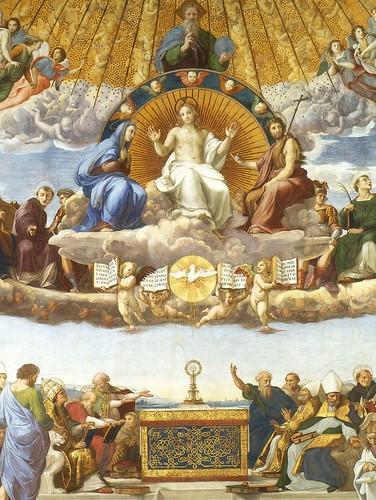 Disputa del sacramento