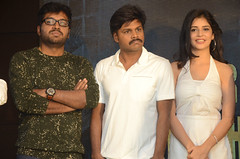 SapthagiriLLB Movie Pressmeet Stills