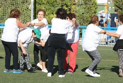 AionSur 26185893379_4133acbebd_d Aguadulce, escenario del III Encuentro Deportivo de Mayores de la comarca Sierra Sur de Sevilla Provincia