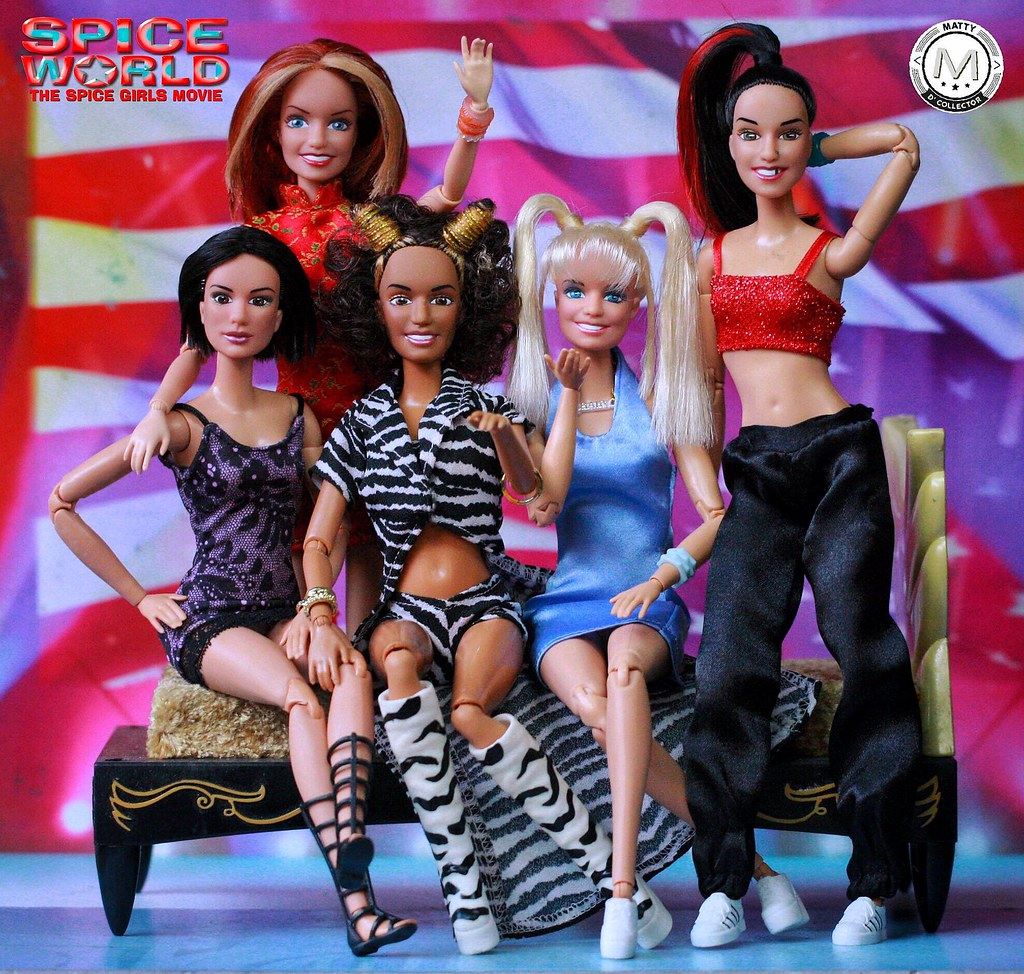 20 Years of Spice World - The Spice Girls Movie ...