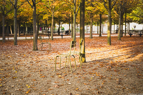 Chairs, Jardin du Luxembourg | by like / want / need