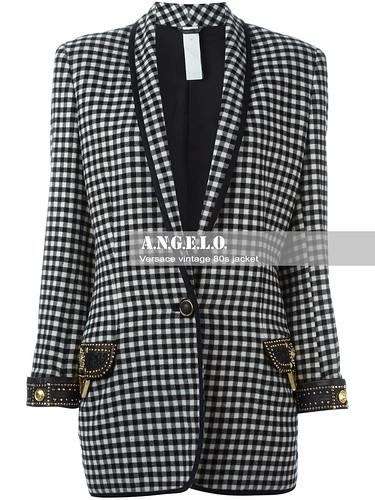 Versace Vintage Jacket Angelo