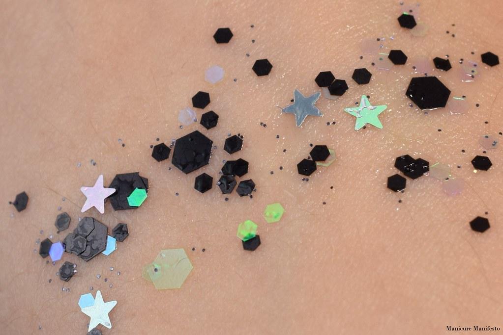 Uniglitter Labs Bubbling Brew Glitter Gel