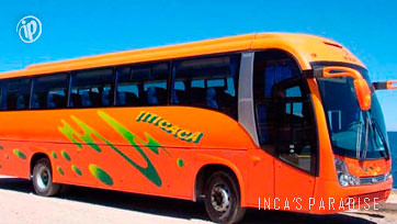 Bus Puno - Copacabana