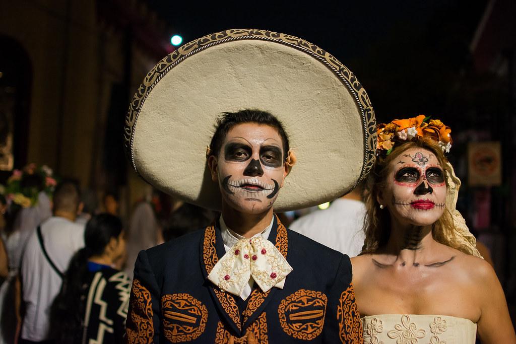 Catrinas Desfile Novias Catrinas 2017 Tlaquepaque Jalis Flickr