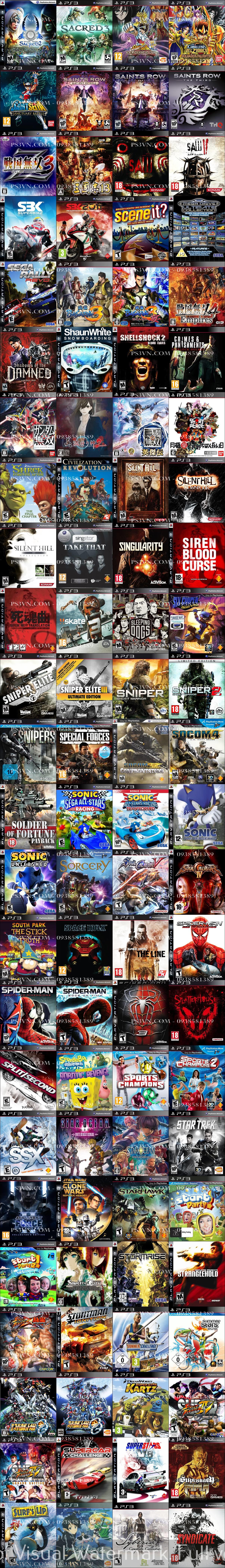 Chép Game PS3 tại nhà giá rẻ nhất TPHCM - PS3VN.COM - 38