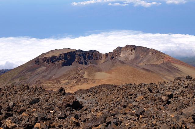 Pico Viejo, Teide National Park, Tenerife
