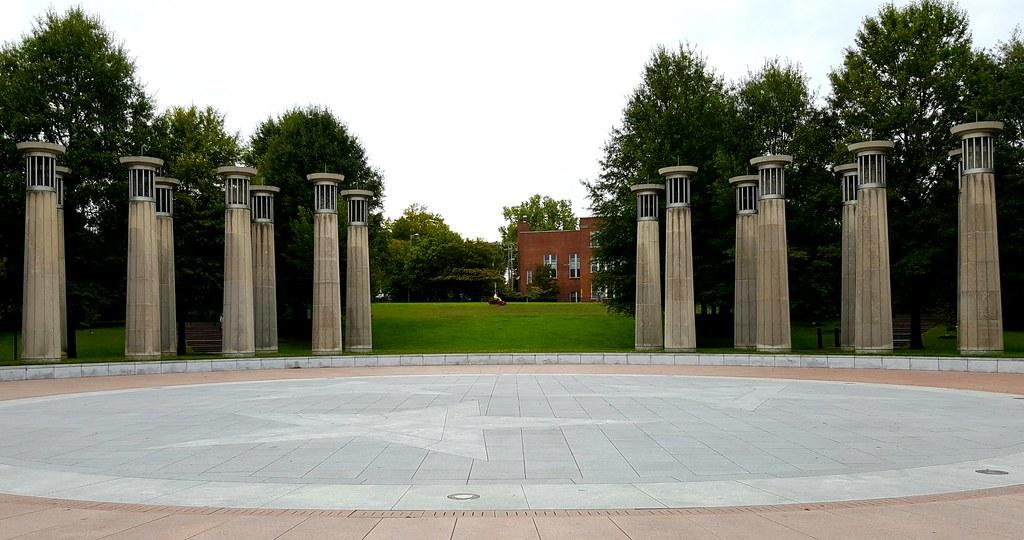Bicentennial Mall State Park - Nashville