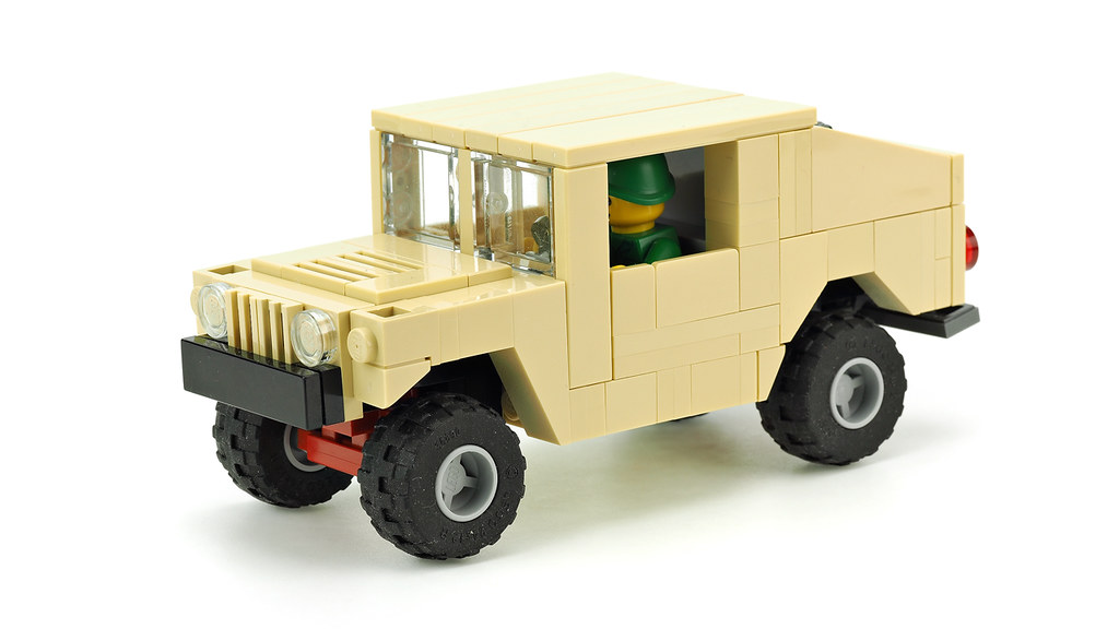Army Vehicle Building Instructions Youtube De Marco Flickr