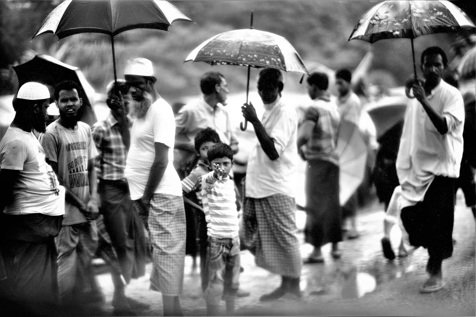Rohingya Rain | by N A Y E E M