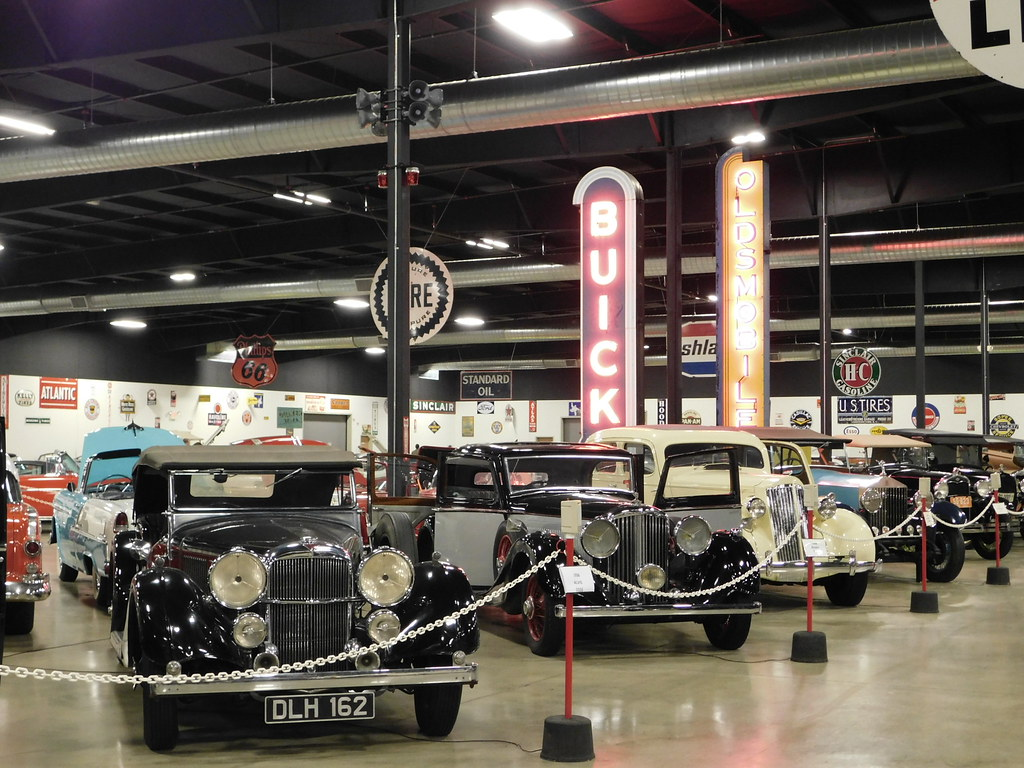 Tupelo Automobile Museum The Electronic Nomad - Tupelo car show