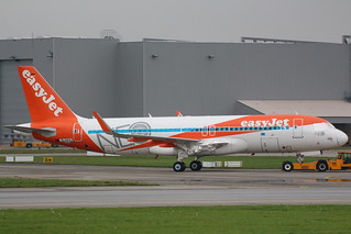 A320neo EasyJet G-UZHC | by XFW-Spotter