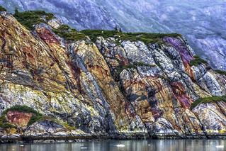 Colorful Cliffs | by Charles Patrick Ewing