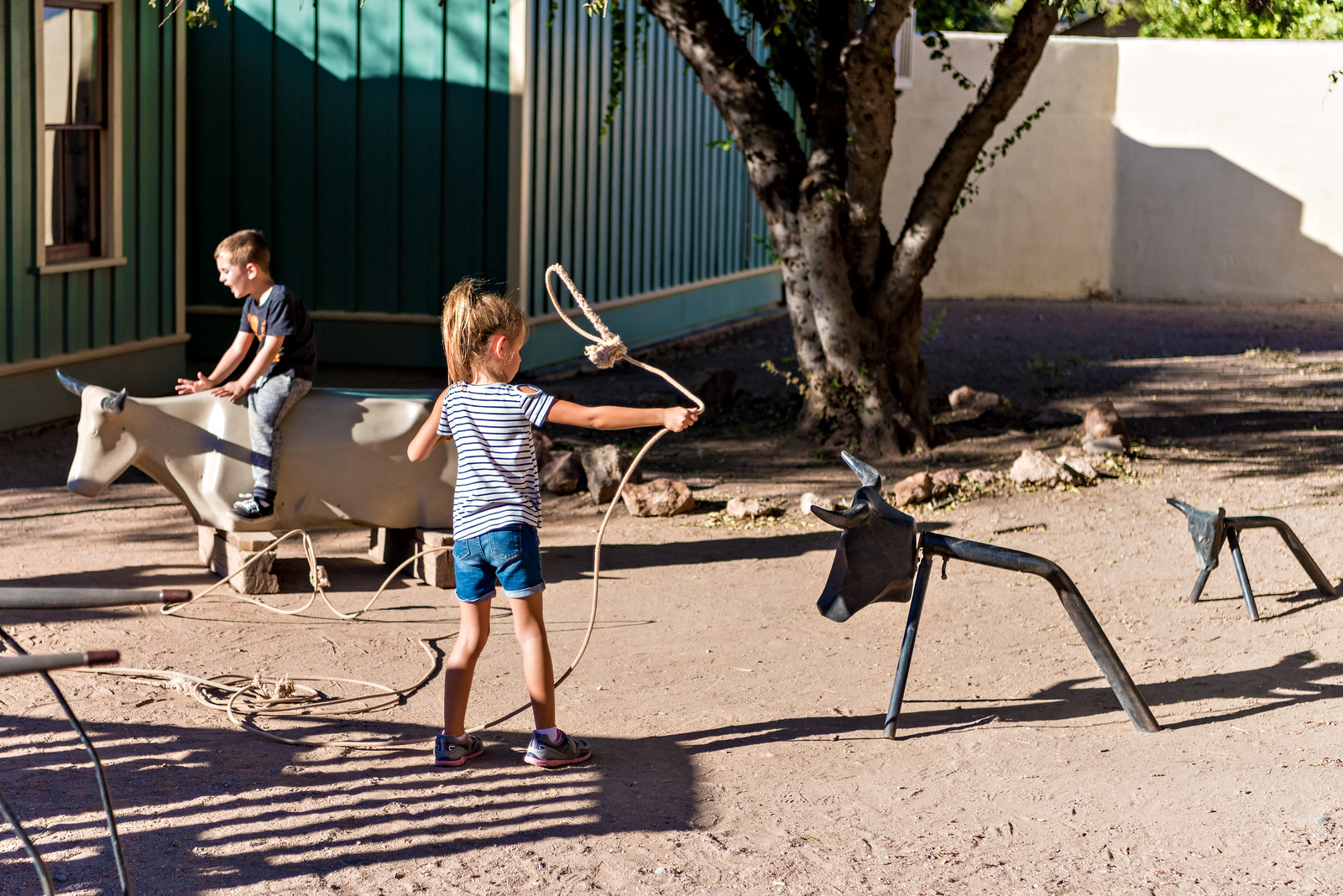 things to do with kids in Tombstone, AZ