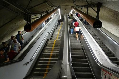 Escaleras El Ctricas Tacubaya Luis World Proyect