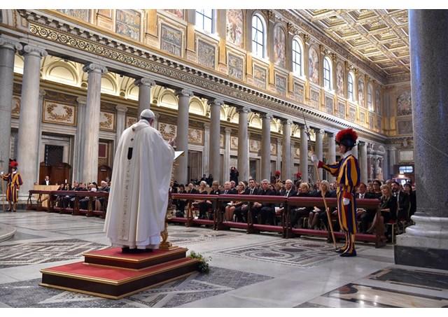 Đức Thánh Cha Kỷ Niệm 100 Năm Bộ Các Giáo Hội ...